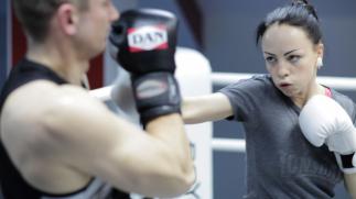 Женский Бокс, Кикбоксинг